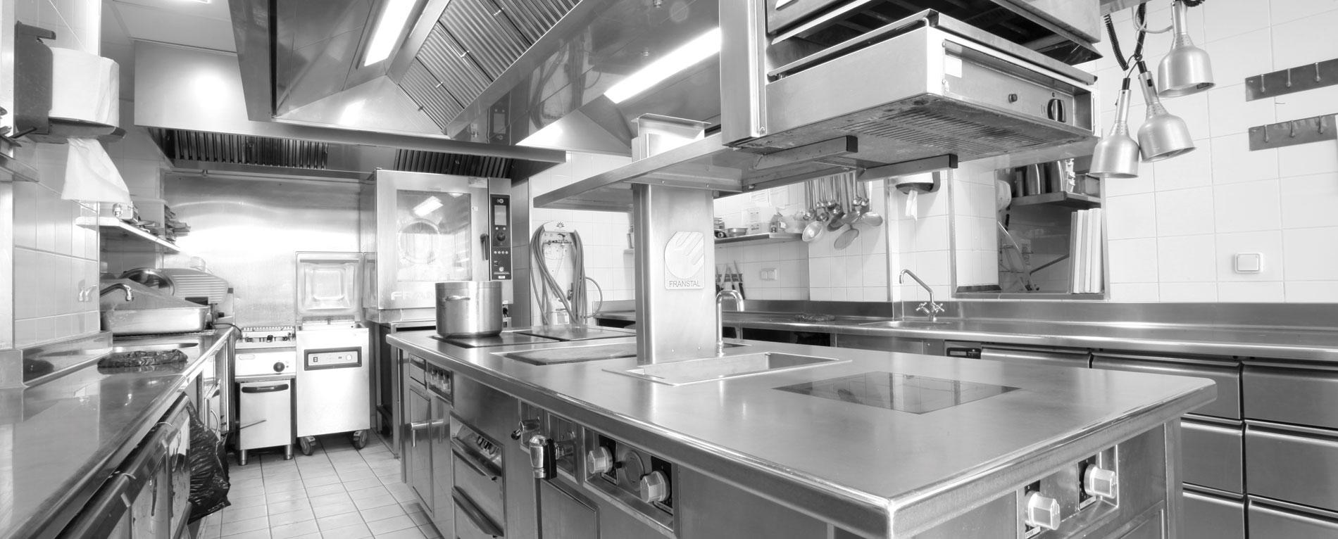 Conception r alisation mat riel de cuisine for Cuisine professionnelle
